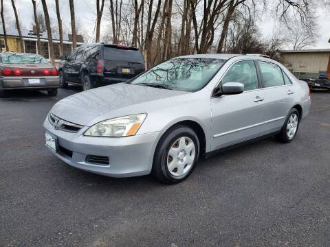 2006 Honda Accord for sale at AFFORDABLE IMPORTS in New Hampton NY