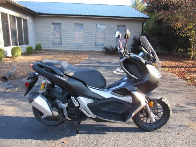 2021 Honda ADV150A for sale at Blue Ridge Riders in Granite Falls NC