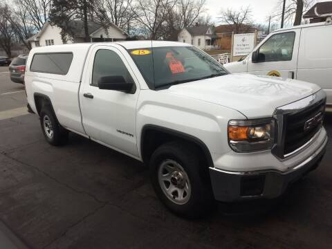2015 GMC Sierra 1500 for sale at Economy Motors in Muncie IN