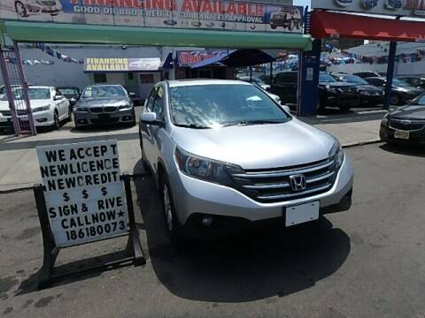 2014 Honda CR-V for sale at Cedano Auto Mall Inc in Bronx NY