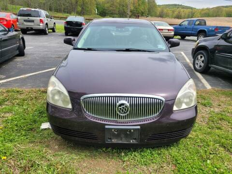 2008 Buick Lucerne for sale at Sussex County Auto & Trailer Exchange -$700 drives in Wantage NJ