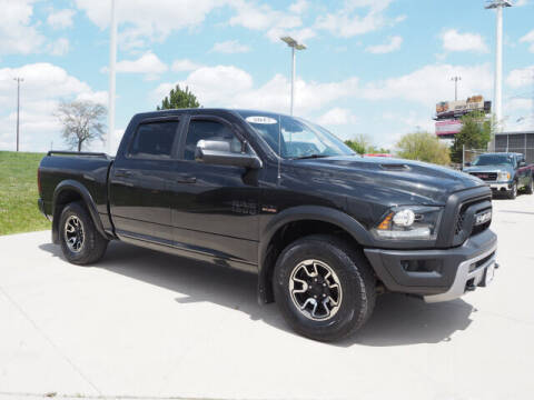 2017 RAM Ram Pickup 1500 for sale at SIMOTES MOTORS in Minooka IL