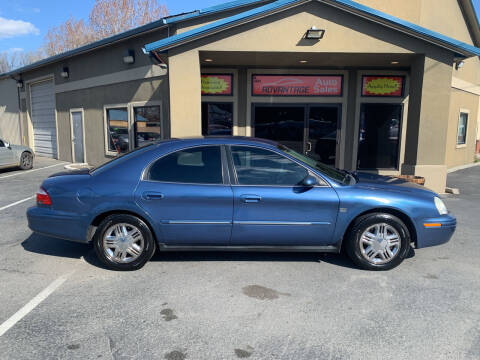 2004 Mercury Sable for sale at Advantage Auto Sales in Garden City ID