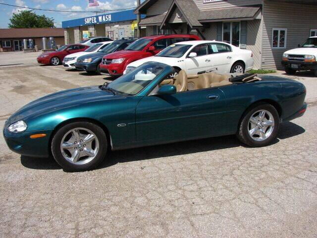 1997 Jaguar XK-Series for sale at Lehmans Automotive in Berne IN
