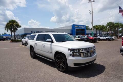 2016 Chevrolet Suburban for sale at WinWithCraig.com in Jacksonville FL