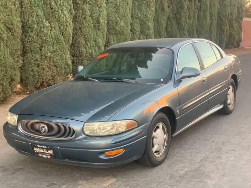 2000 Buick LeSabre for sale at River City Auto Sales Inc in West Sacramento CA