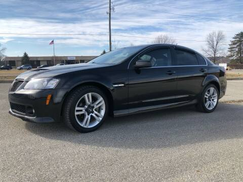 2009 Pontiac G8 for sale at Certified Auto Exchange in Indianapolis IN