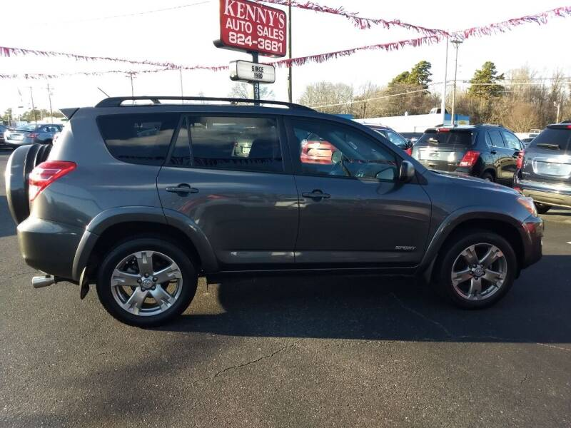 2012 Toyota RAV4 for sale at Kenny's Auto Sales Inc. in Lowell NC