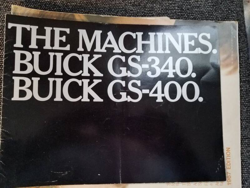 1967 Buick Skylark GS 400 Convertible  - New Alexandria PA