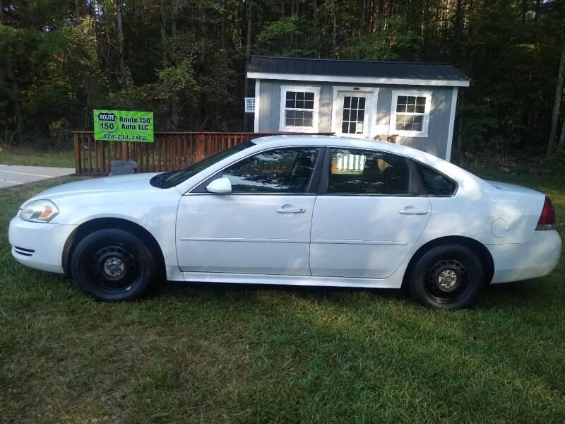 2010 Chevrolet Impala for sale at Route 150 Auto LLC in Lincolnton NC