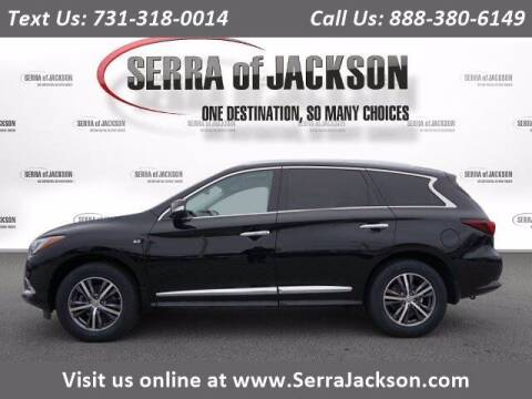 2017 Infiniti QX60 for sale at Serra Of Jackson in Jackson TN
