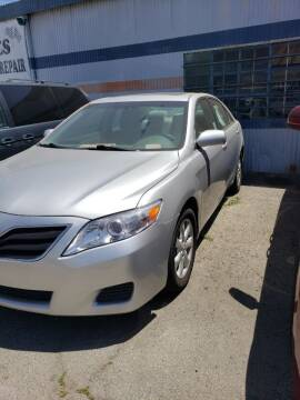 2011 Toyota Camry for sale at Gus Auto Sales & Service in Gardena CA