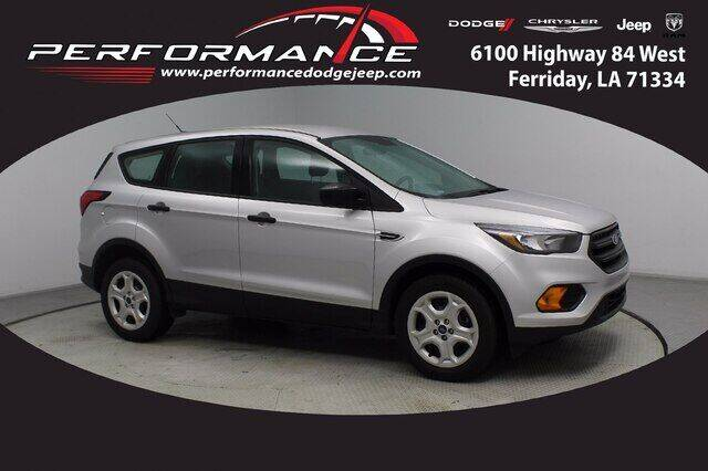 2019 Ford Escape for sale at Performance Dodge Chrysler Jeep in Ferriday LA