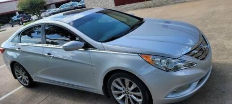 2013 Hyundai Sonata for sale at Bad Credit Call Fadi in Dallas TX