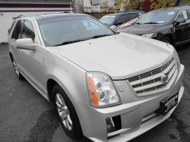2007 Cadillac SRX for sale at Yosh Motors in Newark NJ