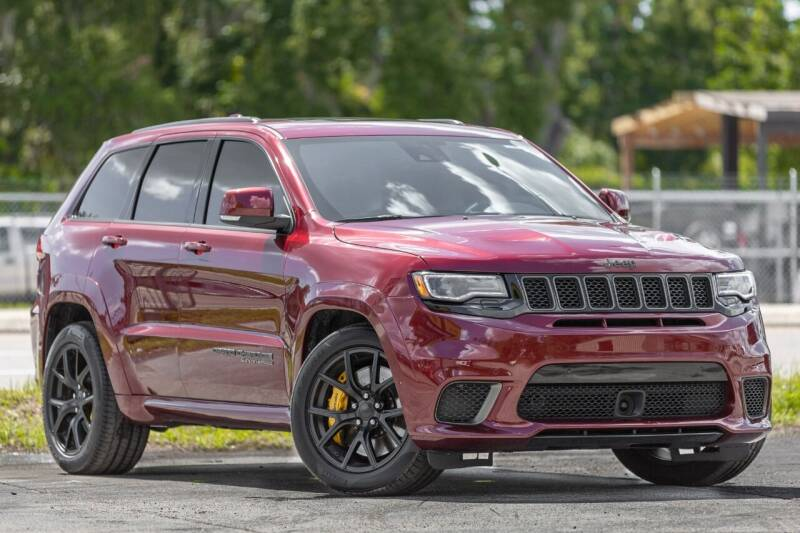 2018 Jeep Grand Cherokee for sale at PAUL YODER AUTO SALES INC in Sarasota FL