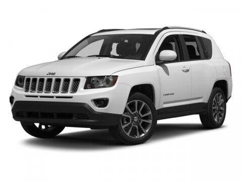 2014 Jeep Compass for sale at Scott Evans Nissan in Carrollton GA