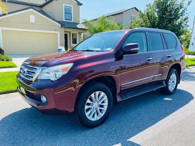 2011 Lexus GX 460 for sale at Ramos Auto Sales in Tampa FL