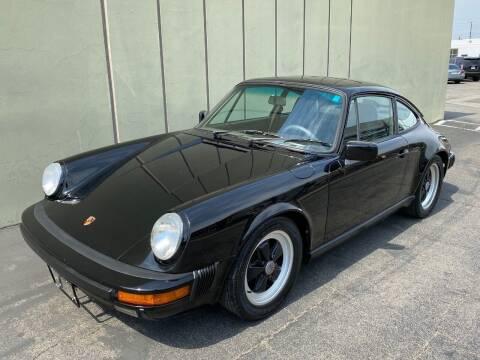 1987 Porsche 911 for sale at Gallery Junction in Orange CA