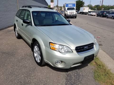 2006 Subaru Outback for sale at Red Rock's Autos in Denver CO