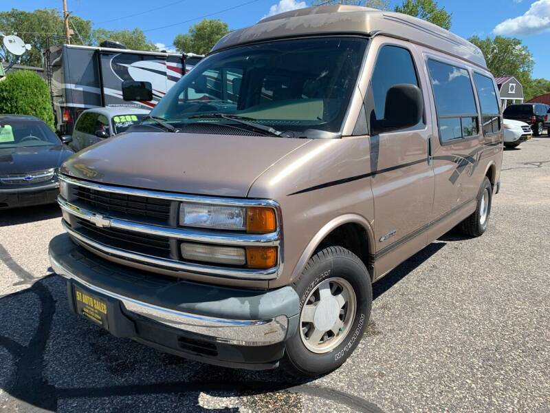 1999 Chevrolet Express for sale at 51 Auto Sales Ltd in Portage WI