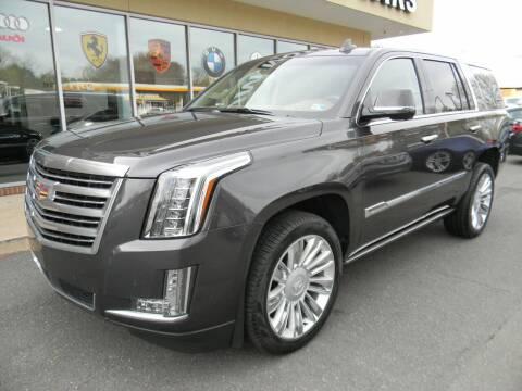 2016 Cadillac Escalade for sale at Platinum Motorcars in Warrenton VA