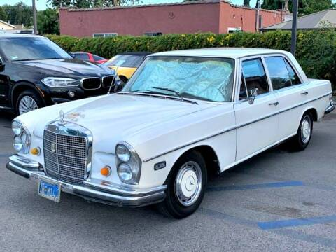 1969 Mercedes-Benz 280-Class for sale at Best Car Sales in South Gate CA