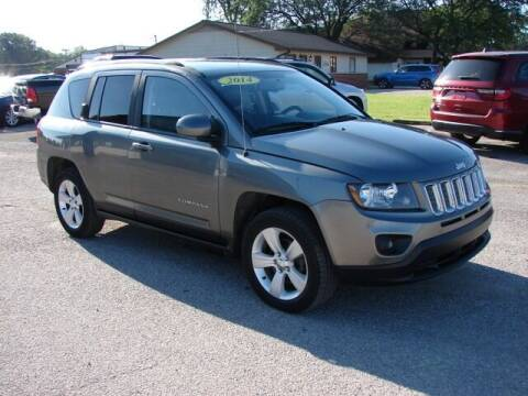 2014 Jeep Compass for sale at Lehmans Automotive in Berne IN