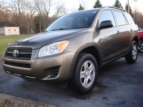 2012 Toyota RAV4 for sale at Jay's Auto Sales Inc in Wadsworth OH