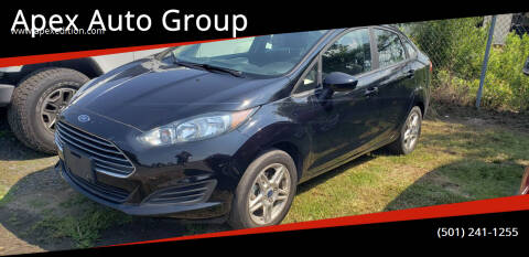 2018 Ford Fiesta for sale at Apex Auto Group in Cabot AR