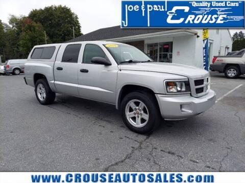 2010 Dodge Dakota for sale at Joe and Paul Crouse Inc. in Columbia PA