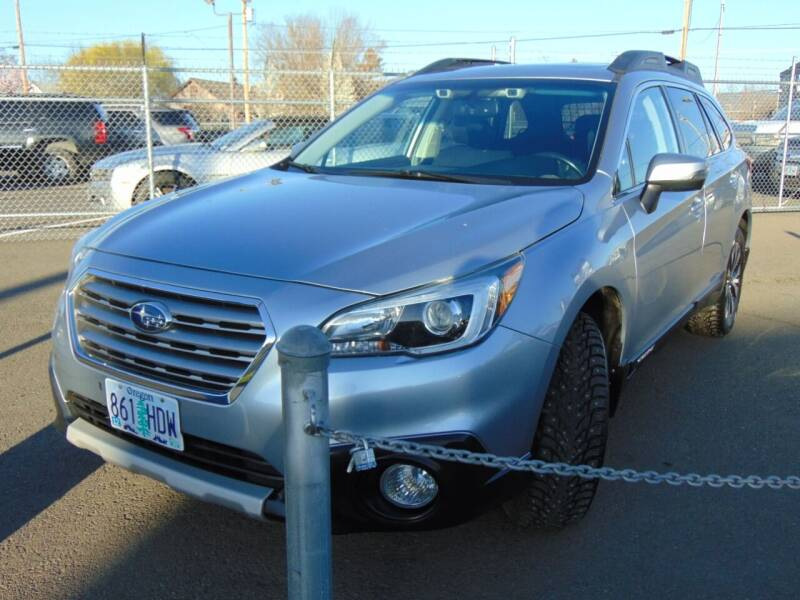 2015 Subaru Outback for sale at Medford Auto Sales in Medford OR