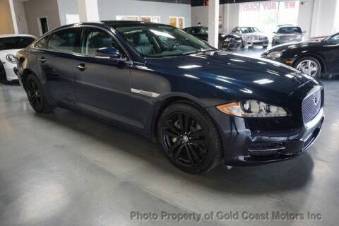 2011 Jaguar XJL for sale at Cj king of car loans/JJ's Best Auto Sales in Troy MI