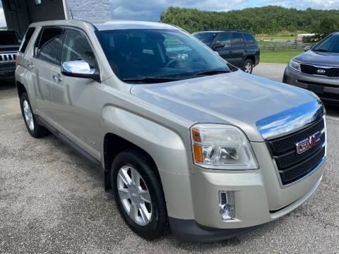 2013 GMC Terrain for sale at Car City Automotive in Louisa KY