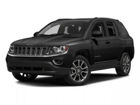 2016 Jeep Compass for sale at JEFF HAAS MAZDA in Houston TX