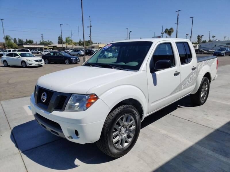 2012 Nissan Frontier for sale at California Motors in Lodi CA
