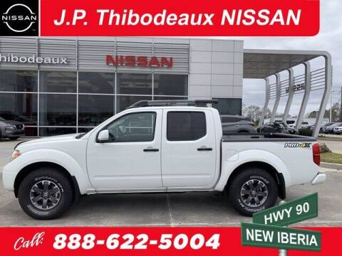 2020 Nissan Frontier for sale at J P Thibodeaux Used Cars in New Iberia LA