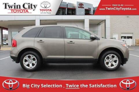 2013 Ford Edge for sale at Twin City Toyota in Herculaneum MO