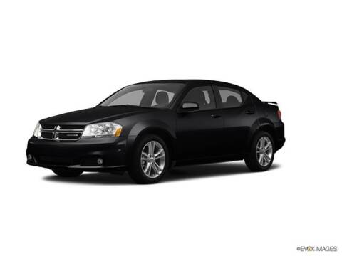 2012 Dodge Avenger for sale at FREDYS CARS FOR LESS in Houston TX