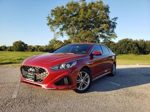 2018 Hyundai Sonata for sale at Laguna Niguel in Rosenberg TX