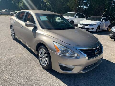 2014 Nissan Altima for sale at Philip Motors Inc in Snellville GA