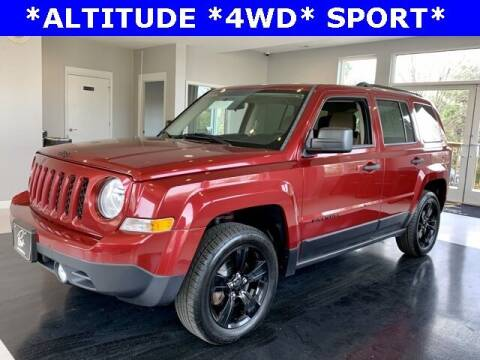2015 Jeep Patriot for sale at Ron's Automotive in Manchester MD