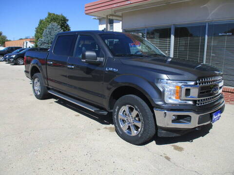2018 Ford F-150 for sale at Choice Auto in Carroll IA