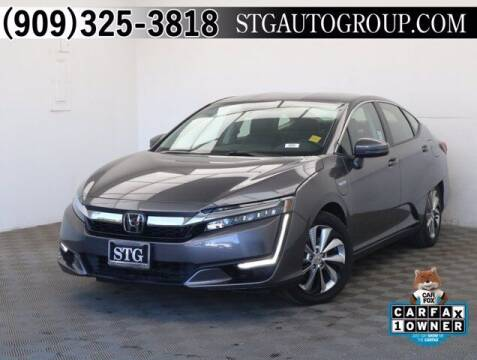 2018 Honda Clarity Plug-In Hybrid for sale at STG Auto Group in Montclair CA