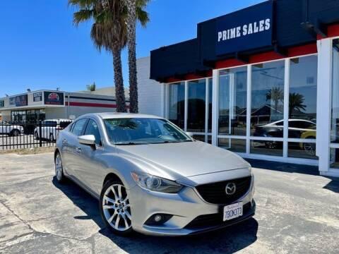 2014 Mazda MAZDA6 for sale at Prime Sales in Huntington Beach CA