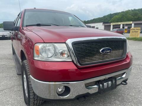 2007 Ford F-150 for sale at Ron Motor Inc. in Wantage NJ