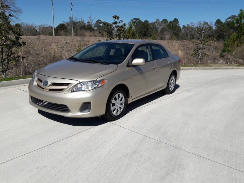 2011 Toyota Corolla for sale at Car Shop of Mobile in Mobile AL
