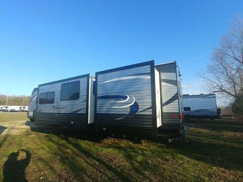 2019 Heartland Prowler Lynx Bunk House for sale at Revolution Auto Group in Idaho Falls ID