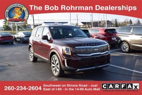 2021 Kia Telluride for sale at BOB ROHRMAN FORT WAYNE TOYOTA in Fort Wayne IN