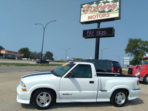 2003 Chevrolet S-10 for sale at Victory Motors in Waterloo IA